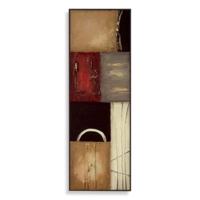 Textured Panel II Wall Art Bed Bath Amp Beyond