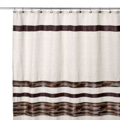 Buy Brown Shower Curtains From Bed Bath Amp Beyond