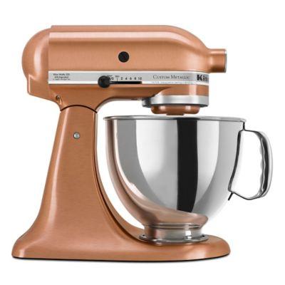 KitchenAid 5 Quart Artisan Custom Metallic Stand Mixer