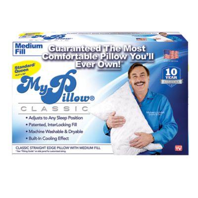 MyPillow Medium Fill Pillow Bed Bath Amp Beyond