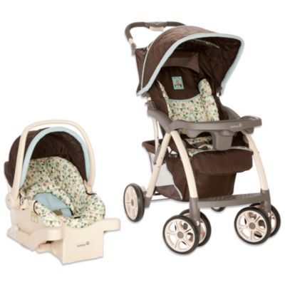 Safety 1st 174 Saunter Luxe Owls Travel System Buybuy Baby