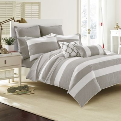 Buy King Comforter Sets White And Grey From Bed Bath Amp Beyond