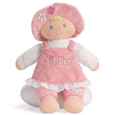 Gund My First Dolly Plush Toy Buybuy BABY
