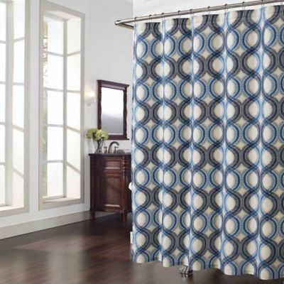 Buy Geometric Shower Curtains From Bed Bath Amp Beyond