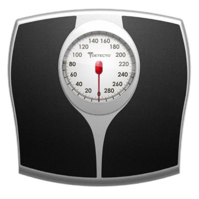 Buy Detecto Pro Style Analog Bathroom Scale From Bed Bath