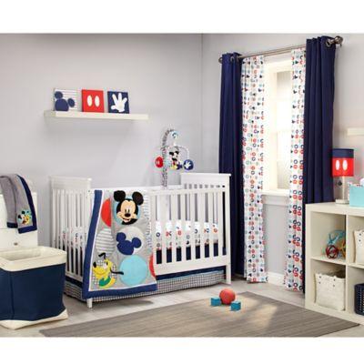 Disney Mickeys Best Buddies Crib Bedding Collection