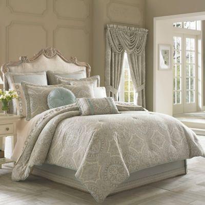 J Queen New York Colette Comforter Set Bed Bath Amp Beyond