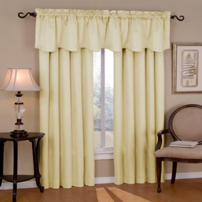 Buy Alyssa 40 Inch Sidelight Panel In Ivory From Bed Bath Amp Beyond