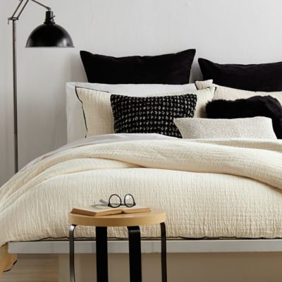 Buy Solid Black Duvet Cover Queen From Bed Bath Amp Beyond