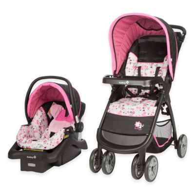 Disney Amble Travel System In Garden Delight Minnie