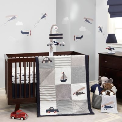 Lambs Amp Ivy Evan Crib Bedding Collection Buybuy BABY