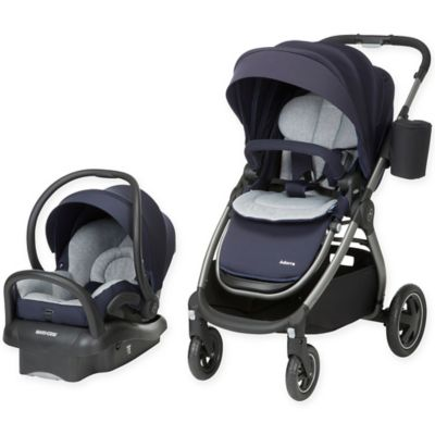 Maxi Cosi Adorra Travel System Charcoal Frame In