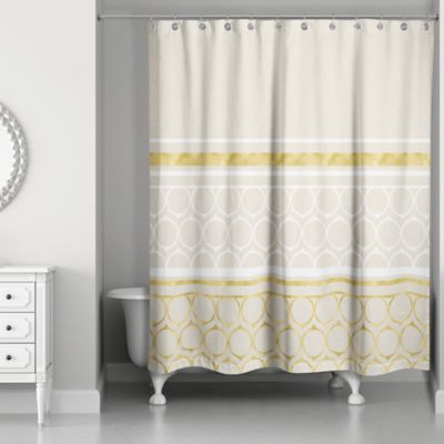 Buy Weighted Shower Curtain From Bed Bath Amp Beyond