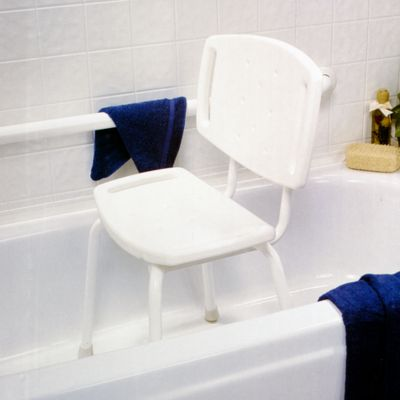 Safety First BathtubShower Chair Bed Bath Amp Beyond