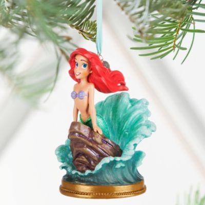 Ariel Singing Christmas Decoration The Little Mermaid