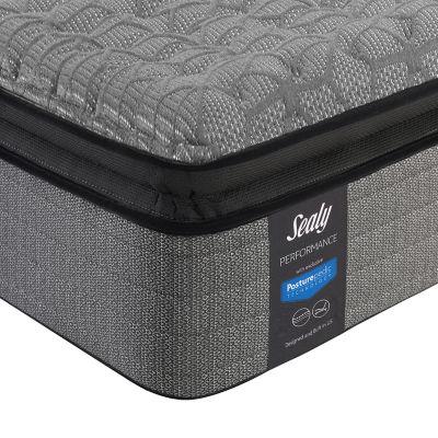 sealy posturepedic humbolt ltd plush pillow top mattress only