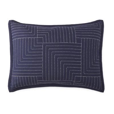 jcpenney home zen garden pillow sham