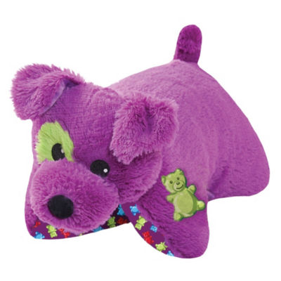 pillow pets blueberry muffin scented