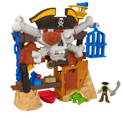 Fisher Price Pirate Ship All About Fish