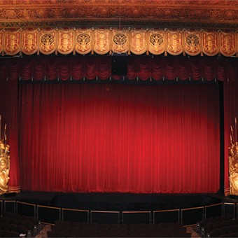 stage curtains backdrops drapery