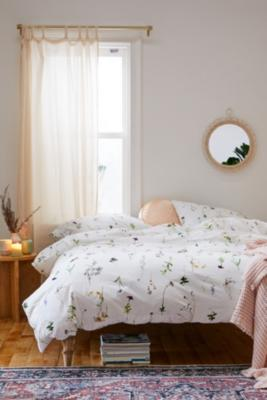Lola Photo Floral Duvet Cover Set Urban Outfitters Uk