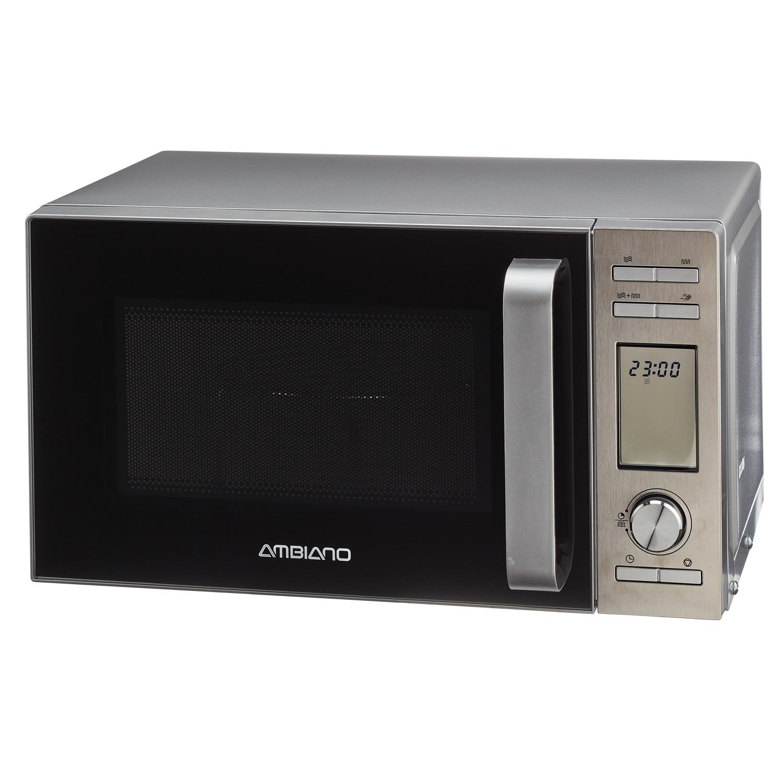 ambiano mikrowelle mit grill aldi sud
