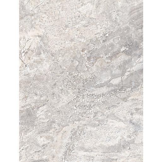 wickes amalfi slate grey ceramic tile 360 x 275mm sample