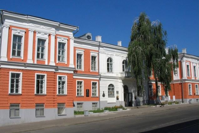 фото: Харків. Губернаторський будинок