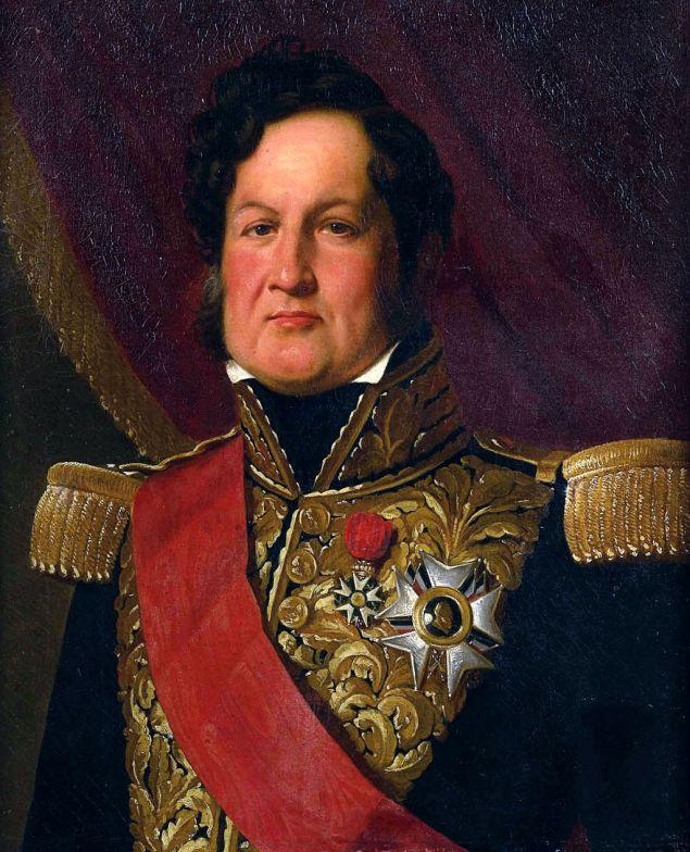 Луи-Филипп. Монарх Франции