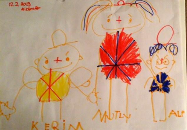 Дитячі малюнки перетворилися в точно оброблені ювелірні вироби