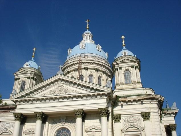 Суми. Троїцький собор
