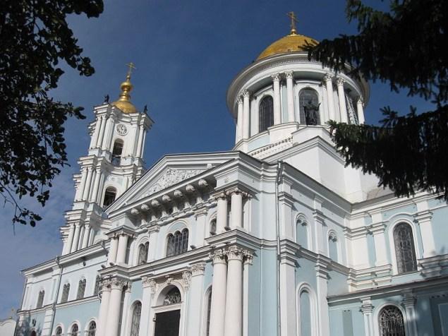 Суми. Спасо-Преображенський собор