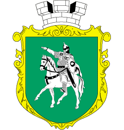 Герб міста Олевська.