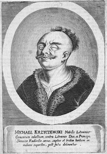Посмертний портрет Михайла Кричевського