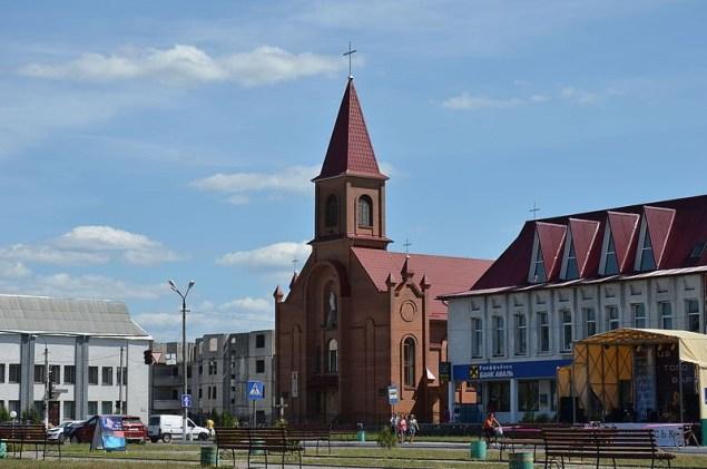 Олевськ.