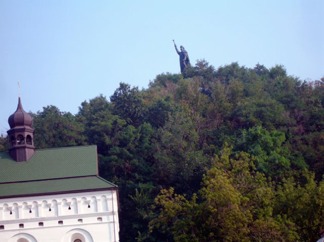 Чигирин. Замкова гора Хмельницького.