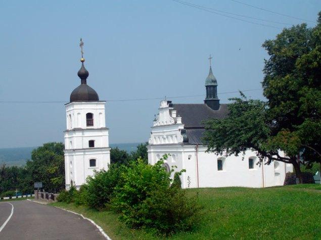 Іллінська церква із дзвіницею