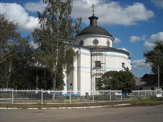 Архангело-Михайлівський храм
