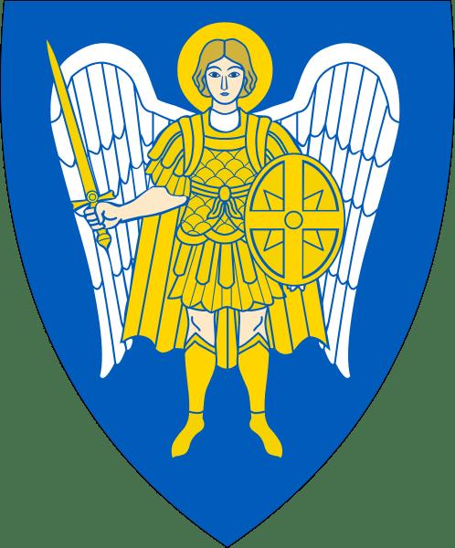Герб Київської землі-князівства Х—ХІІІ століть.