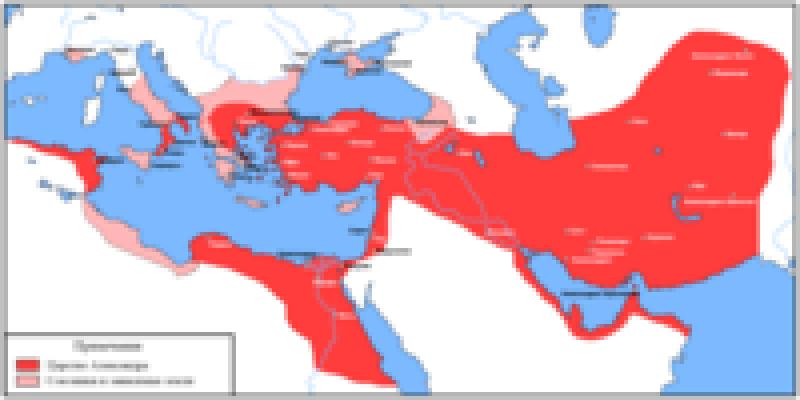Наследники Александра Македонского: что стало с сыновьями царя после его смерти