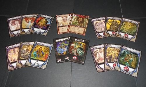 Ascension - Cards
