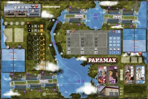 panamax board promo