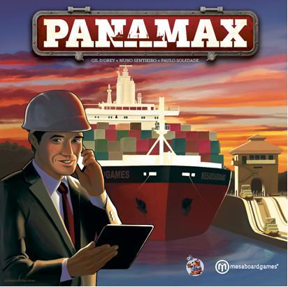Panamax promo cover