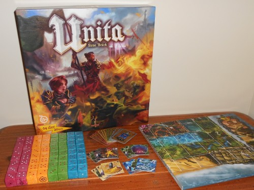 Unita - Box