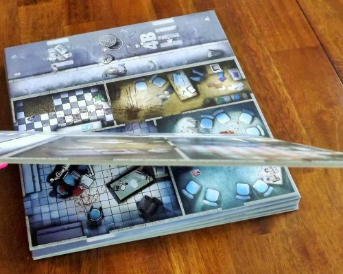 Zombicide Board Tiles