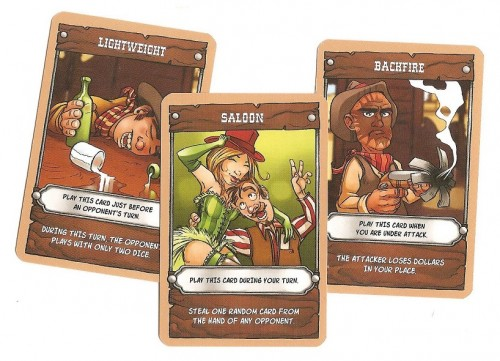 Cards are very swingy, insanely powerful, maddeningly chaotic...and a total blast!