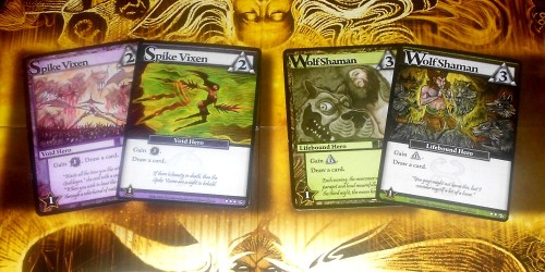 Ascension: Realms Unraveled - Returning Cards