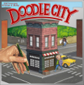 Doodle City - Cover