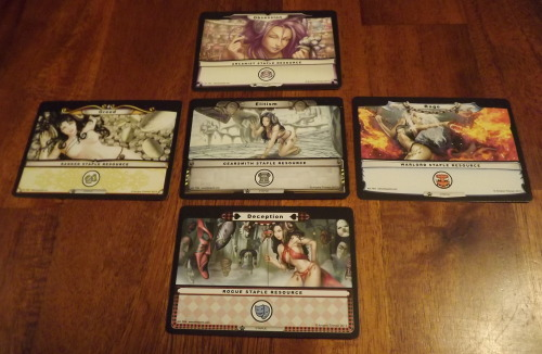 The Spoils Resources