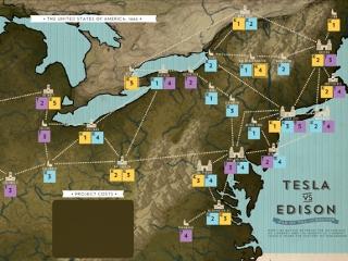 Tesla vs Edison - Preview 2